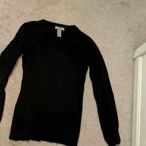 Black Forever 21 sweater